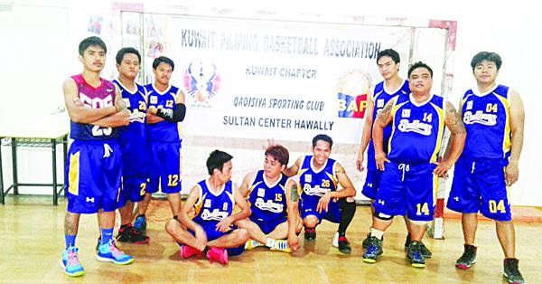 Balleros team