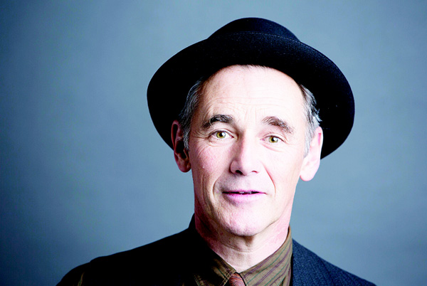 In this Oct 4, 2015 photo, Mark Rylance poses for a portrait to promote his film 'Bridge of Spies' in New York. (AP)