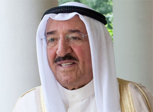 Amir exchanges eid greetings with arab and muslim leaders his highness the amir sheikh sabah al ahmad al jaber al sabah m4hsunfo