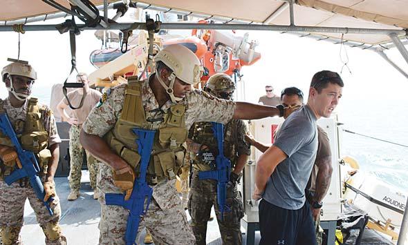 kuwait US navy