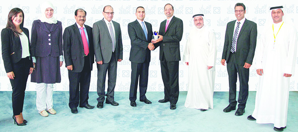 Abk Receives Elite Quality Recognition Award From J P