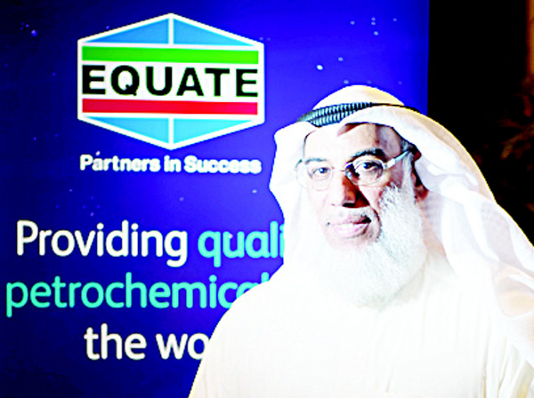 EQUATE President & CEO Mohammad Husain.