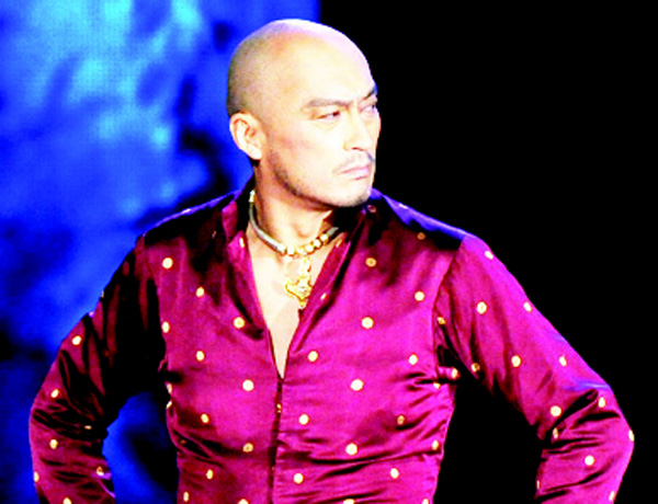 In this June 7, 2015 file photo, Ken Watanabe performs a number from 'The King and I' at the 69th annual Tony Awards in New York. A publicist for Watanabe says the Tony Award- and Oscar-nominated actor has been forced to delay his return to Broadway's 'The King and I' while he battles stomach cancer. The actor has undergone endoscopic surgery and is recuperating at a hospital in Japan. (AP)