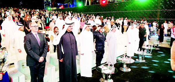 Thousands of attendees at the inauguration ceremony of 'Adasa' festival.