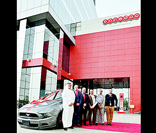 Ooredoo 'honors' official distributors, top retailers - Gesture of
