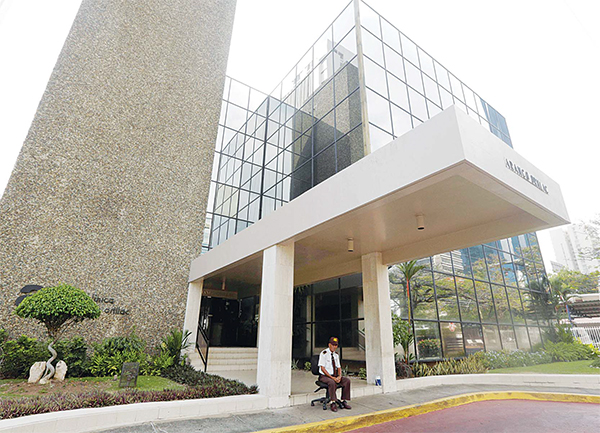 Mossack Fonseca law firm in Panama City