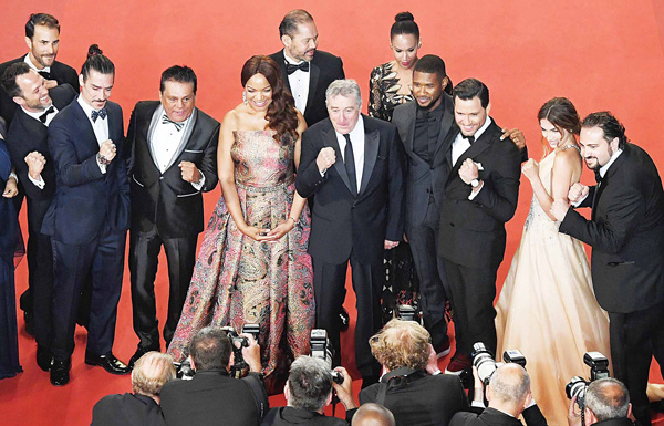 Honours To De Niro Tears From Duran Hands A Moving Tale Of