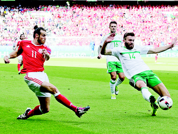 football matches euro wales northern ireland