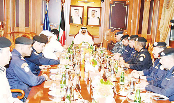Minister of Interior chairs the meeting