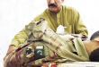 A Pakistani investigator checks the body of a paramilitary soldier who was killed during an attack by gunmen, at a hospital in Quetta on June 29. Gunmen on a motorcycle killed four paramilitary soldiers in the southwestern Pakistani city of Quetta on Wednesday, a day after four policemen were killed, officials said. (AFP