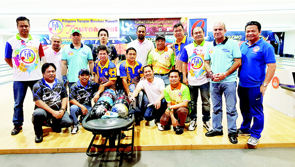 FTBK – Robinsons land masters event Men Group 2 finalists.