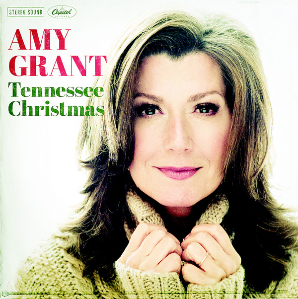 This cover image released by Capitol CMG shows 'Tennessee Christmas', by Amy Grant. (AP)