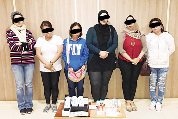 Multi-national women arrested for practicing medicine illegally