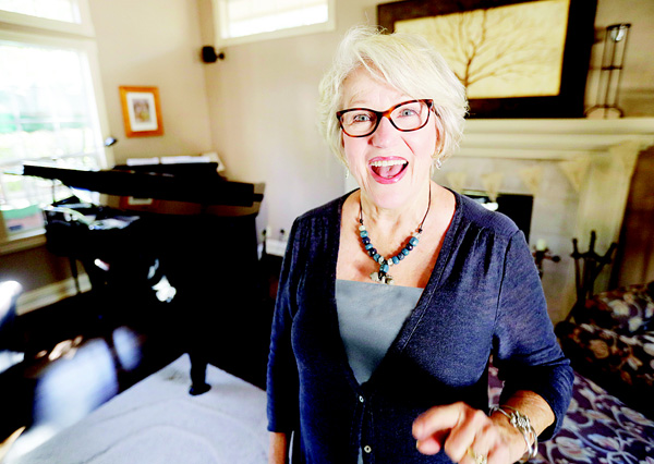 gayla peevey singer of that enduring christmas classic i want a hippopotamus for christmas sings in her home in la mesa california ap - All I Want For Christmas Is A Hippopotamus Ringtone