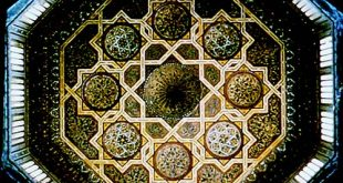 Angling for art, heart and soul – the importance of geometry in Islamic decorative art