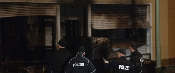 muslims lament lack of solidarity over german mosque attacks arab times kuwait news. Black Bedroom Furniture Sets. Home Design Ideas