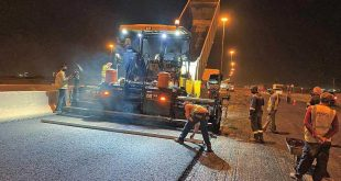 Kuwait Road maintenance