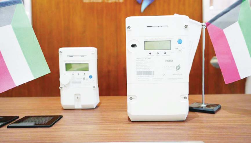 'Smart meters in 3 months'
