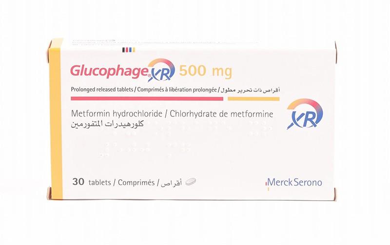 Glucophage safe: MoH