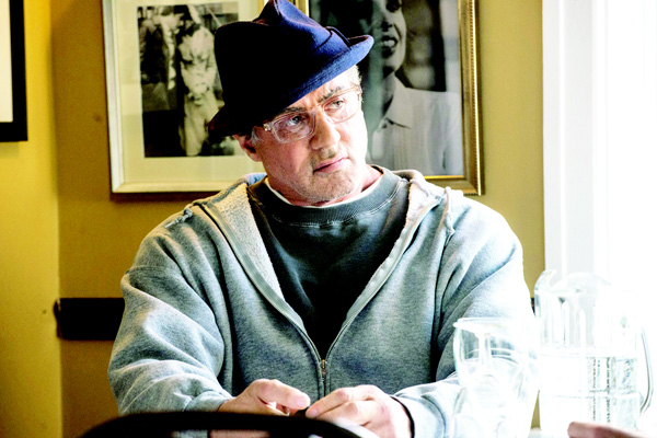 This photo provided by Warner Bros Pictures shows Sylvester Stallone as Rocky Balboa in 'Creed.' Stallone was nominated for an Oscar for best supporting actor on Jan 14, for his role in the film. The 88th annual Academy Awards will take place on Feb 28, at the Dolby Theatre in Los Angeles. (AP)