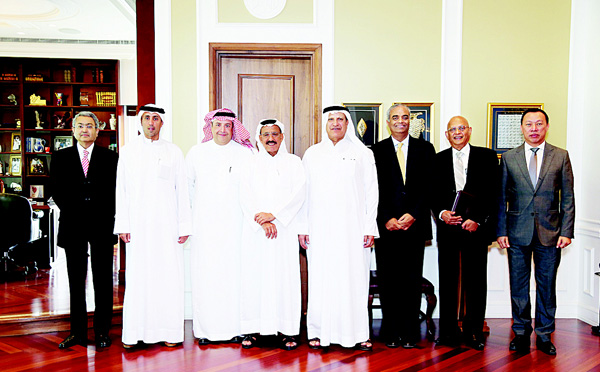 Group photo during the meeting