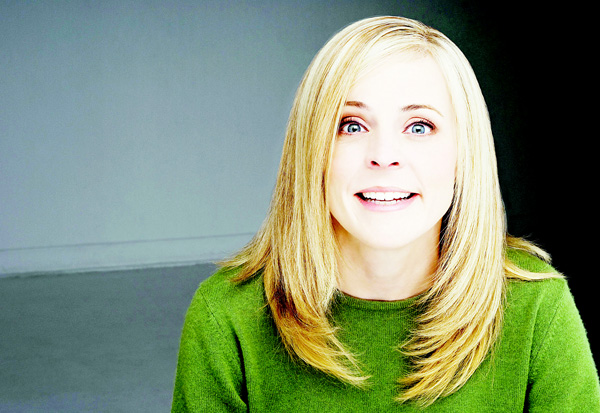 This photo obtained May 25, 2016 courtesy of Guinivan PR by Susan Maljan shows Maria Bamford in Los Angeles,California on Jan 13, 2009. (AFP)