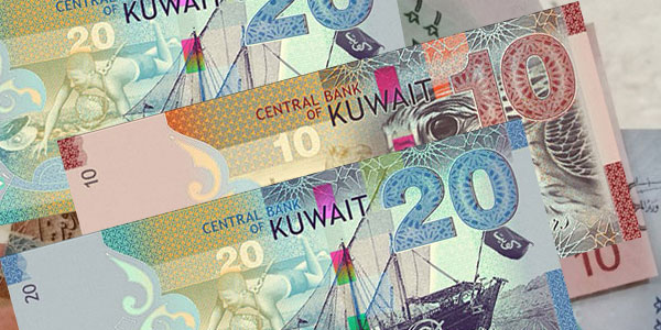 Kuwaiti Dinar most valuable currency in the world' - ARAB