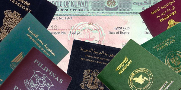 No more residency stickers required in passports of expatriates