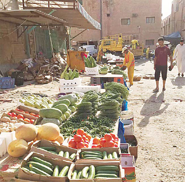 Make-shift' markets, shops to be inspected - ARAB TIMES - KUWAIT NEWS