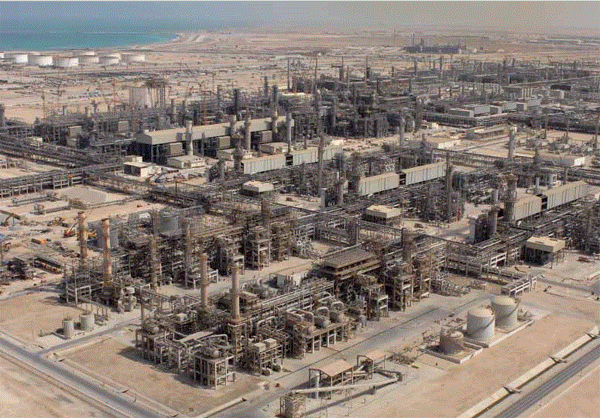 Al-Zour oil refinery to be completed by 2019 - Project will