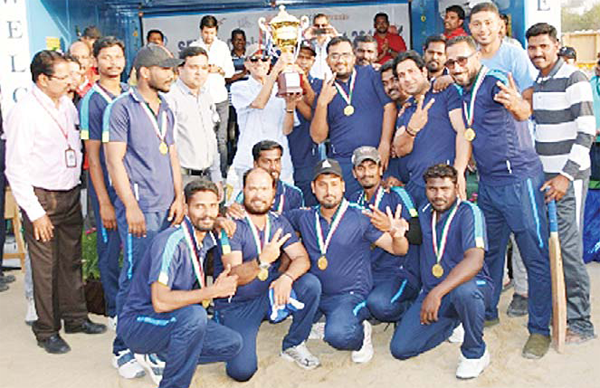 3B Challengers defend title in SEMHA cricket tournament