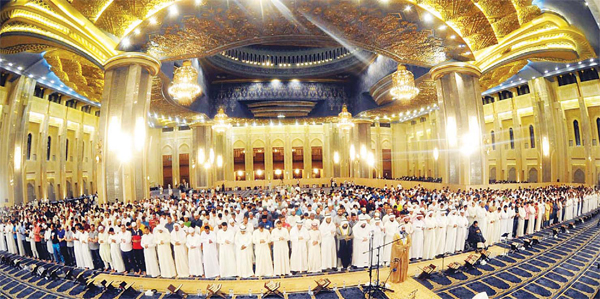 Eid prayers to be held inside mosques this year - ARAB TIMES