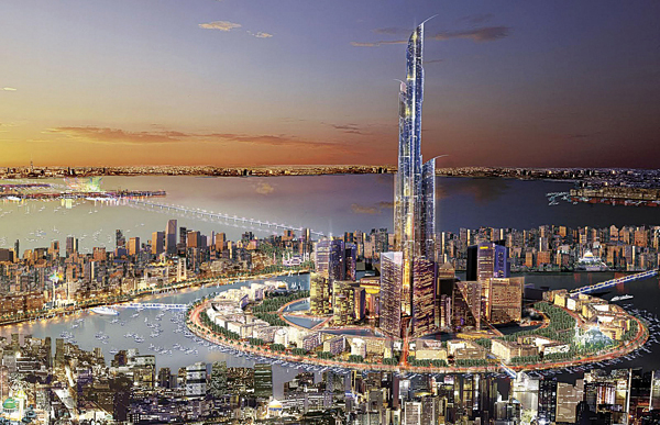 Silk City Project puts Kuwait on the global investment map - ARAB