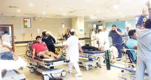 1st smart hospital in Kuwait to be opened in few months - ARAB TIMES