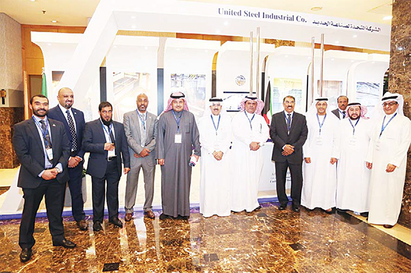 Arabs' output of steel products has soared, says AISU president
