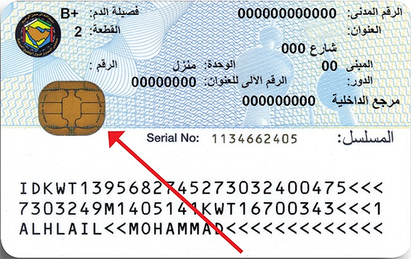 No residence stickers on passports from 10th March - Exit and entry