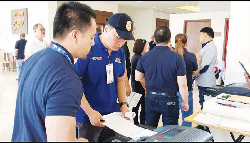 Philippine Embassy all set for overseas voting - ARAB TIMES