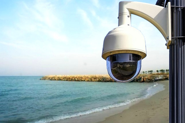 EPA, MoI install surveillance cams on beaches, parks to arrest law violators