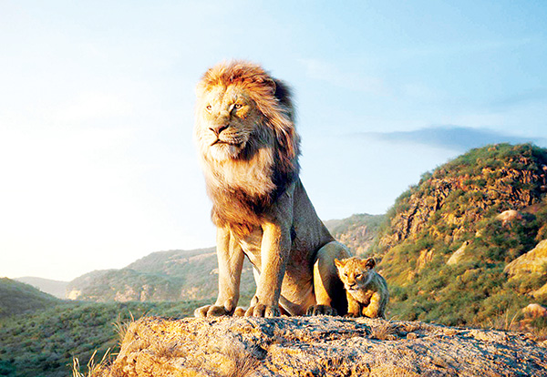 The Lion King Roars Back To Life Arab Times Kuwait News