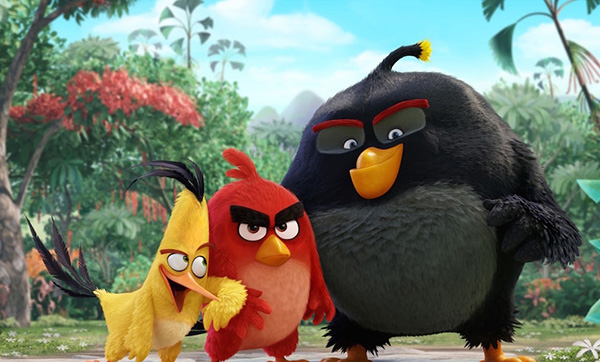 All Star Cast Gives Angry Birds Wings Arab Times Kuwait News