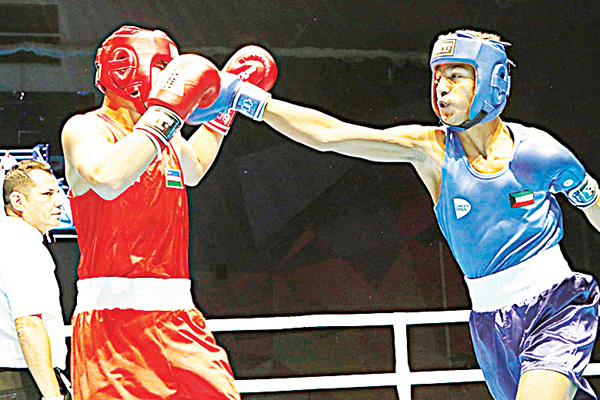 Image result for Kuwait to host two boxing competitions next year